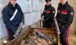 Rosate, rubate 5,5 tonnellate di lingotti in bronzo