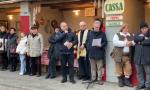Video del discorso di risposta del sindaco alla protesta animalista a Saronno