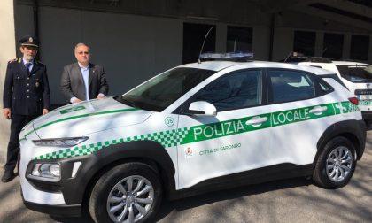 Più sicurezza a Saronno con l'aumento del controllo in città