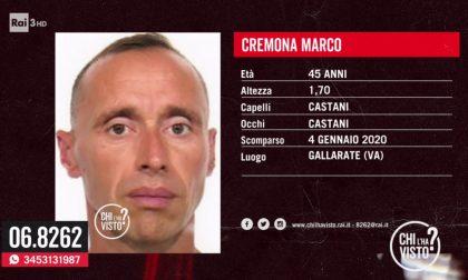 Scomparso da Gallarate, si cerca Marco Cremona