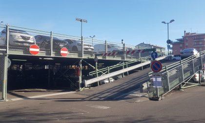 Il parcheggio di piazza del Popolo chiude per manutenzione, previsti disagi a Tradate