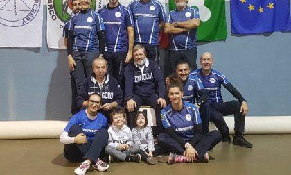 Torneo della Befana a Venegono con la campionessa mondiale di tiro con l'arco FOTO