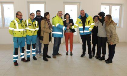 Consegnata la nuova struttura socio-sanitaria alla Misericordia di Arese