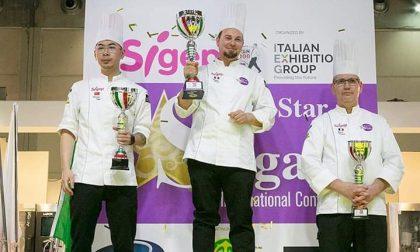 Il pasticcere venegonese Davide Pisano campione mondiale al The Star of Sugar FOTO