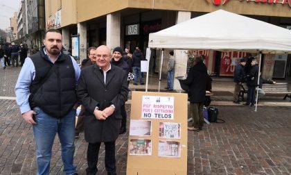 Saronno, raccolte 150 firme contro i Telos