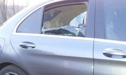 Parco Aironi, ladri rompono vetro di un'auto