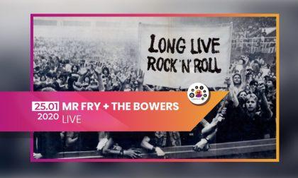 Al Circolo Vercesi arriva il Rock'n'Roll