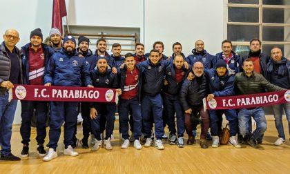 La Befana del Galletto tra i super bomber dell'FC Parabiago