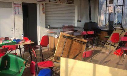 Vandali devastano la sede di Ri - Parco
