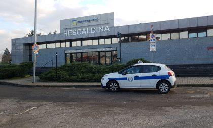 Aggressione in stazione, sul posto carabinieri e ambulanza