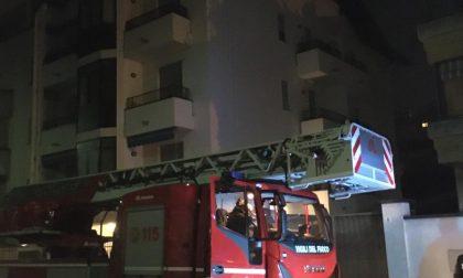 Palazzina evacuata per una fuga di gas