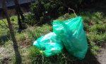 Bareggio: abbandono rifiuti, altre due multe (56 in un anno)