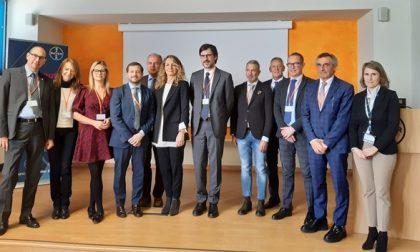 Commissione consiliare Sanità in visita allo stabilimento Bayer
