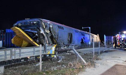 Treno deragliato nel Lodigiano, chi sono le vittime