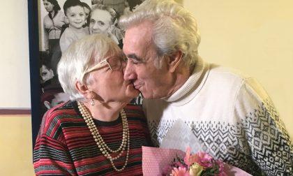Cupido trafigge cuori anche a 80 anni: la storia di Fanny e Giovanni
