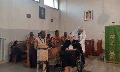 Nonna Lucia compie 100 anni