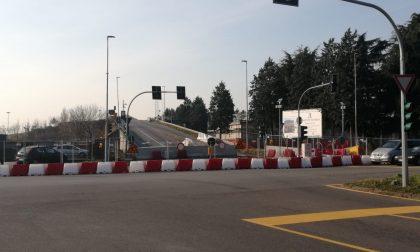 Ponte di Mazzo: chiuso per lavori