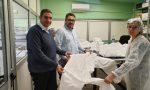 Coronavirus, viaggio nella ditta di Corbetta che produce indumenti protettivi