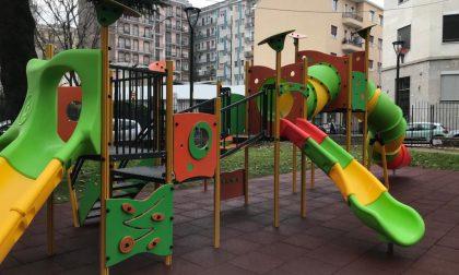 Rho: Nuovi giochi e area inclusiva al parco Pomè