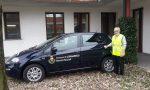 Nuova auto per i Servizi sociali di Cornaredo