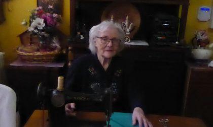 Sarta a 90 anni: la storia di Luigia Crivelli