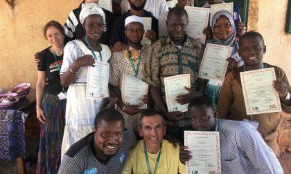 Nel Mali per istruire i medici locali