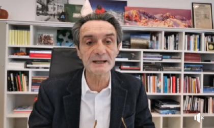 """Fontana in conferenza VIDEO: """"Basta aspettare, al Governo chiedo provvedimenti più rigorosi"""""""