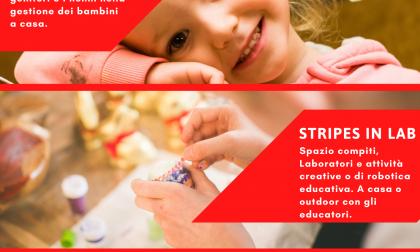 Educazione e pedagogia ai tempi del Coronavirus: l'esempio di Stripes