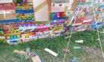 Bosco della Pace: danneggiata la barca dell'accoglienza