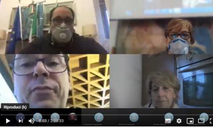 Coronavirus, Consiglio comunale svolto via skype