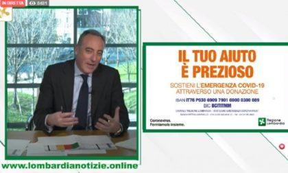 Coronavirus in Lombardia: gli aggiornamenti in DIRETTA VIDEO