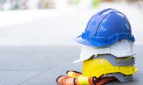 Due incidenti sul lavoro ieri in Lombardia: un morto e un ustionato