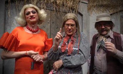"I Legnanesi: ""Aiutiamo anziani e malati"""