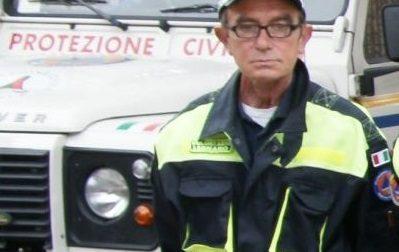 Protezione civile in lutto per la scomparsa di Mario Finessi