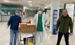 Grazie a medici ed infermieri dell'ospedale di Magenta VIDEO