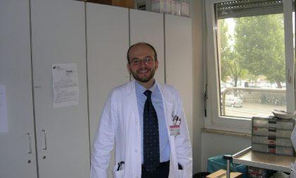 Don Fabio Stevenazzi torna a fare il medico contro il Coronavirus