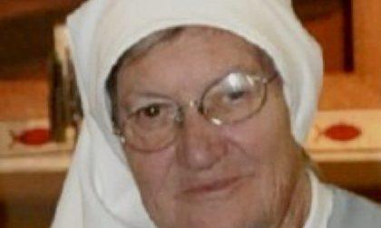 Addio a Madre Rosalda Rampini, suora colpita dal Coronavirus