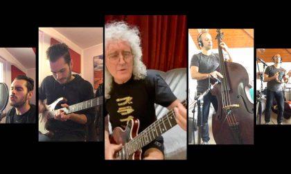 Brian May chiama e i Cello vs Guitar rispondono – LE FOTO