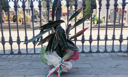 Cimitero di Canegrate: un omaggio dal Comune