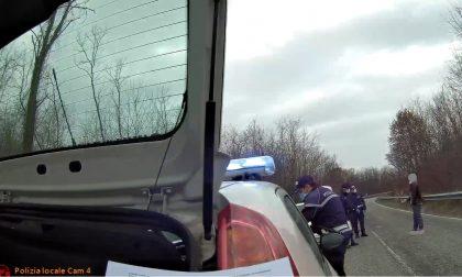 Con il taxi a comprare la droga: fermato e denunciato