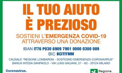 """A 99 milioni di euro la raccolta fondi """"Il tuo aiuto è prezioso"""" per sconfiggere il Covid-19"""