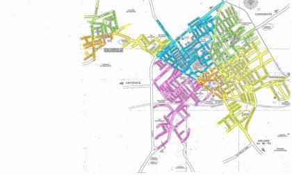 Interventi di sanificazione delle strade e delle aree pubbliche