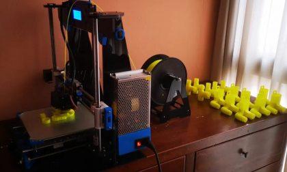Coronavirus, undicenne stampa in 3D le valvole salva-vita