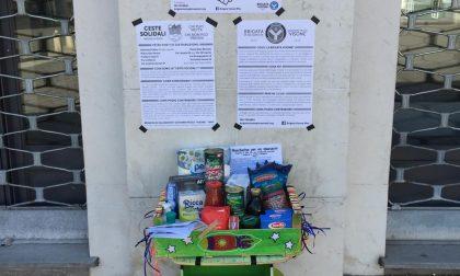 Rho: ceste solidali per la città per le persone bisognose
