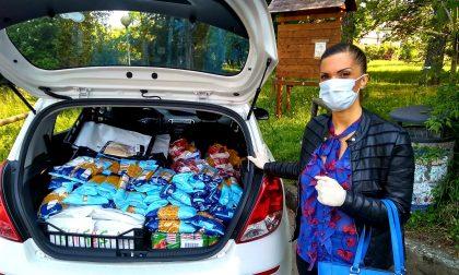 By hand e i Campioni di Legnano insieme per aiutare chi aiuta