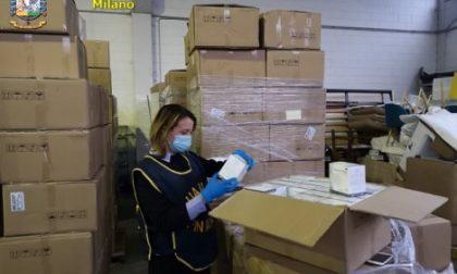 Sequestrate oltre 240 mascherine vendute indebitamente anche da alcune farmacie