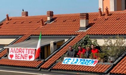 I balconi dei giovani sostengono tutta Cerro