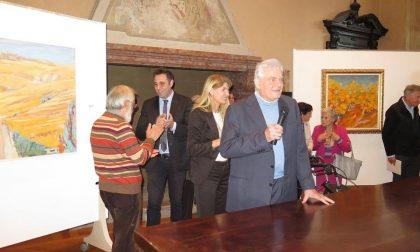 Castano Primo piange l'artista Giancarlo Martinoni