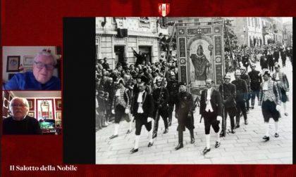 Pagani e la storia di Legnano al Salotto della Nobile