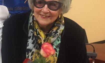 Addio alla 97enne Cornelia Colombo